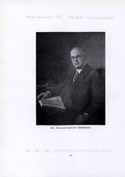 Page 12, 1930 Edition, Phillips Exeter Academy - PEAN Yearbook (Exeter, NH) online yearbook collection