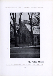 Page 15, 1930 Edition, Phillips Exeter Academy - PEAN Yearbook (Exeter, NH) online yearbook collection