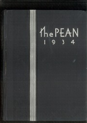 1934 Edition, Phillips Exeter Academy - PEAN Yearbook (Exeter, NH)