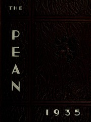 1935 Edition, Phillips Exeter Academy - PEAN Yearbook (Exeter, NH)