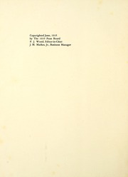 Page 10, 1935 Edition, Phillips Exeter Academy - PEAN Yearbook (Exeter, NH) online yearbook collection