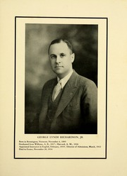 Page 15, 1935 Edition, Phillips Exeter Academy - PEAN Yearbook (Exeter, NH) online yearbook collection