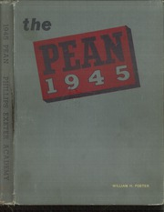 Page 1, 1945 Edition, Phillips Exeter Academy - PEAN Yearbook (Exeter, NH) online yearbook collection