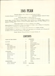 Page 9, 1945 Edition, Phillips Exeter Academy - PEAN Yearbook (Exeter, NH) online yearbook collection