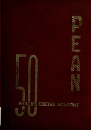 1950 Edition, Phillips Exeter Academy - PEAN Yearbook (Exeter, NH)