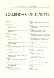 Page 13, 1929 Edition, Montreal High School - Magazine Yearbook (Montreal, Quebec Canada) online yearbook collection