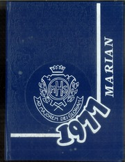 1977 Edition, Marian High School - Yearbook (Regina, Saskatchewan Canada)