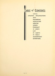 Page 13, 1932 Edition, University of Manitoba - Brown and Gold Yearbook (Winnipeg, Manitoba Canada) online yearbook collection