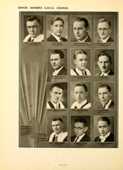 Page 16, 1932 Edition, University of Manitoba - Brown and Gold Yearbook (Winnipeg, Manitoba Canada) online yearbook collection