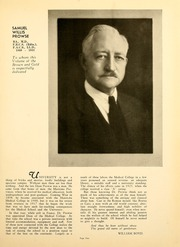 Page 9, 1932 Edition, University of Manitoba - Brown and Gold Yearbook (Winnipeg, Manitoba Canada) online yearbook collection