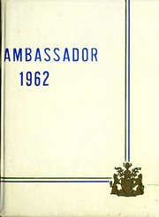 Page 1, 1962 Edition, Assumption University - Ambassador Yearbook (Windsor, Ontario Canada) online yearbook collection