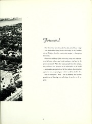 Page 7, 1962 Edition, Assumption University - Ambassador Yearbook (Windsor, Ontario Canada) online yearbook collection