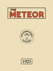 Page 1, 1925 Edition, Berlin High School - Meteor Yearbook (Berlin, NH) online yearbook collection
