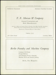 Page 6, 1925 Edition, Berlin High School - Meteor Yearbook (Berlin, NH) online yearbook collection
