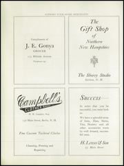 Page 8, 1925 Edition, Berlin High School - Meteor Yearbook (Berlin, NH) online yearbook collection