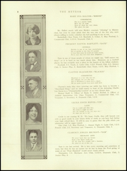 Page 10, 1926 Edition, Berlin High School - Meteor Yearbook (Berlin, NH) online yearbook collection