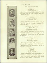 Page 14, 1926 Edition, Berlin High School - Meteor Yearbook (Berlin, NH) online yearbook collection