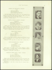 Page 15, 1926 Edition, Berlin High School - Meteor Yearbook (Berlin, NH) online yearbook collection