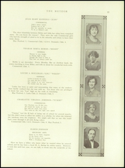 Page 17, 1926 Edition, Berlin High School - Meteor Yearbook (Berlin, NH) online yearbook collection