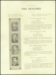 Page 8, 1926 Edition, Berlin High School - Meteor Yearbook (Berlin, NH) online yearbook collection