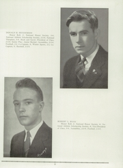 Page 17, 1942 Edition, Berlin High School - Meteor Yearbook (Berlin, NH) online yearbook collection