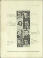 Page 14, 1947 Edition, Berlin High School - Meteor Yearbook (Berlin, NH) online yearbook collection