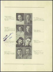 Page 15, 1947 Edition, Berlin High School - Meteor Yearbook (Berlin, NH) online yearbook collection