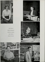 Page 12, 1961 Edition, Berlin High School - Meteor Yearbook (Berlin, NH) online yearbook collection