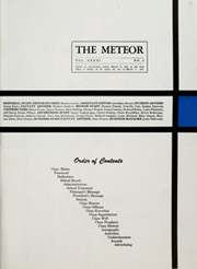 Page 3, 1961 Edition, Berlin High School - Meteor Yearbook (Berlin, NH) online yearbook collection