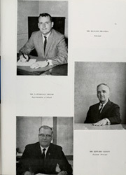 Page 9, 1961 Edition, Berlin High School - Meteor Yearbook (Berlin, NH) online yearbook collection