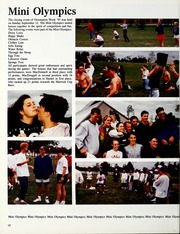 Page 16, 1994 Edition, Brock University - Residence Yearbook (St Catherines, Ontario Canada) online yearbook collection