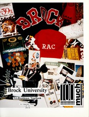 Page 5, 1994 Edition, Brock University - Residence Yearbook (St Catherines, Ontario Canada) online yearbook collection