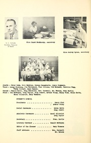 Page 10, 1955 Edition, Collingwood District Collegiate Institute - Gleaner Yearbook (Collingwood, Ontario Canada) online yearbook collection