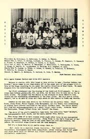 Page 14, 1955 Edition, Collingwood District Collegiate Institute - Gleaner Yearbook (Collingwood, Ontario Canada) online yearbook collection