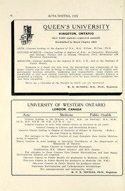 Page 12, 1926 Edition, Guelph Collegiate Vocational Institute - Acta Nostra Yearbook (Guelph, Ontario Canada) online yearbook collection