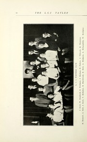 Page 16, 1931 Edition, Lindsay Collegiate and Vocational Institute - Tatler Yearbook (Lindsay, Ontario Canada) online yearbook collection