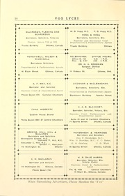 Page 16, 1930 Edition, Lisgar Collegiate Institute - Vox Lycei Yearbook (Ottawa, Ontario Canada) online yearbook collection