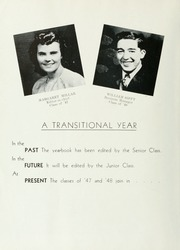 Page 6, 1947 Edition, London College of Bible and Missions - Archway Yearbook (London, Ontario Canada) online yearbook collection