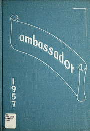1957 Edition, London College of Bible and Missions - Archway Yearbook (London, Ontario Canada)