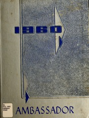 1960 Edition, London College of Bible and Missions - Archway Yearbook (London, Ontario Canada)