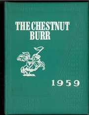 Page 1, 1959 Edition, Middletown High School - Chestnut Burr Yearbook (Middletown, MD) online yearbook collection