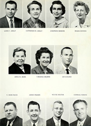Page 13, 1959 Edition, Middletown High School - Chestnut Burr Yearbook (Middletown, MD) online yearbook collection