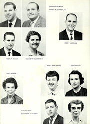 Page 14, 1959 Edition, Middletown High School - Chestnut Burr Yearbook (Middletown, MD) online yearbook collection