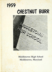Page 5, 1959 Edition, Middletown High School - Chestnut Burr Yearbook (Middletown, MD) online yearbook collection