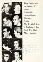 Page 14, 1964 Edition, Middletown High School - Chestnut Burr Yearbook (Middletown, MD) online yearbook collection