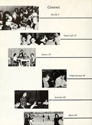Page 6, 1964 Edition, Middletown High School - Chestnut Burr Yearbook (Middletown, MD) online yearbook collection