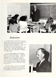 Page 9, 1964 Edition, Middletown High School - Chestnut Burr Yearbook (Middletown, MD) online yearbook collection