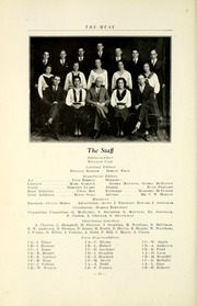 Page 16, 1931 Edition, Malvern Collegiate Institute - Muse Yearbook (Toronto, Ontario Canada) online yearbook collection