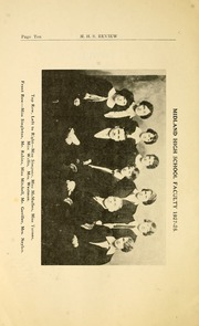 Page 16, 1928 Edition, Midland Secondary School - Yearbook (Midland, Ontario Canada) online yearbook collection