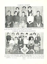 Page 10, 1954 Edition, Napanee District Secondary School - Torch Yearbook (Napanee, Ontario Canada) online yearbook collection